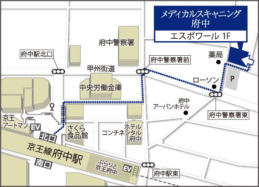 Map_府中