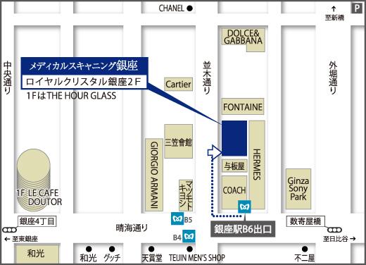 Map_銀座