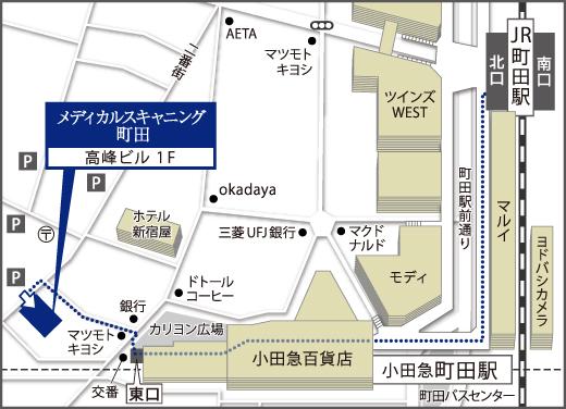 Map_町田