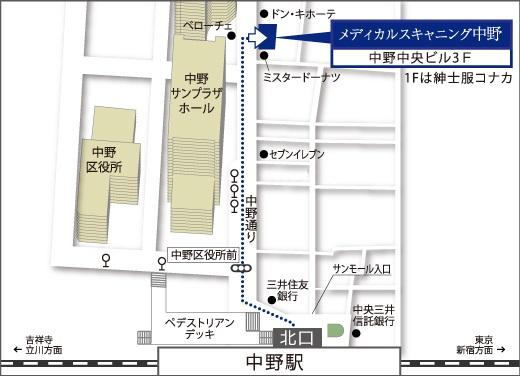 Map_中野
