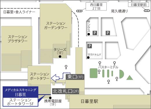 Map_日暮里