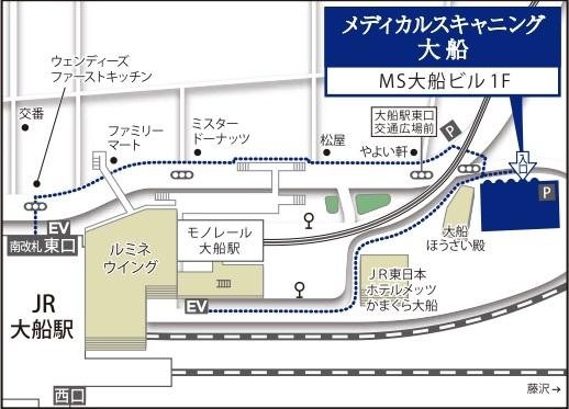 Map_大船