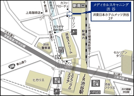 Map_渋谷