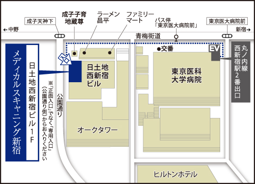 Map_新宿