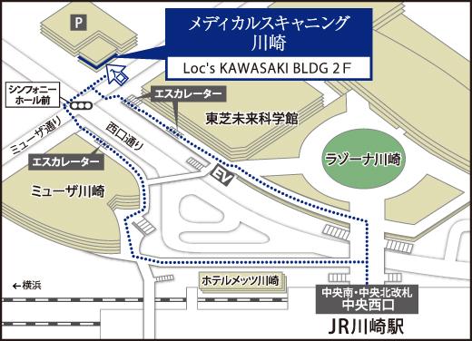 Map_川崎